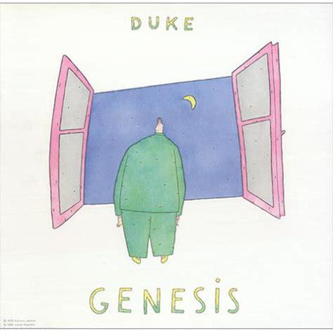 genesis duke album genesis duke canadian vinyl lp album lp record 256709