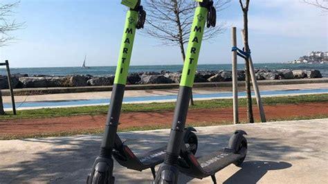 marti scooter kiralama fiyati  ne kadar marti