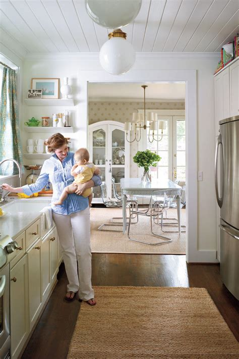 kitchen makeovers before and after kitchen makeovers southern living