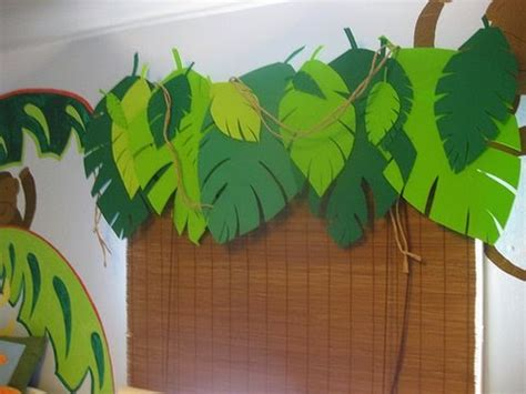 jungle theme classroom decor jungle safari themed classrooms clutter free classroom