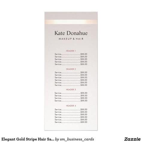 price card menu template for hair salon best 20 hair salon prices ideas on