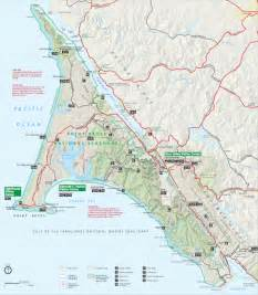 point reyes map my