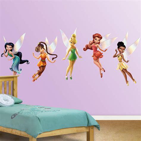 disney fairies wall stickers disney fairies fathead wall decal