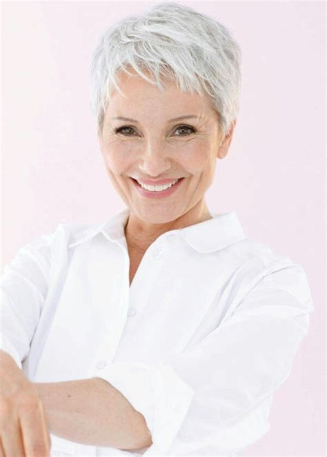 hairstyles urchin cut 79 best images about short grey hair on pinterest older