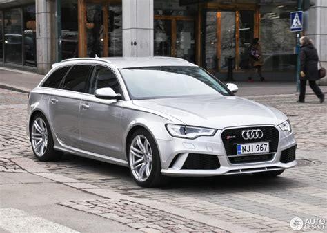 Audi Rs6 Avant Wei by Audi Rs6 Avant C7 15 April 2014 Autogespot