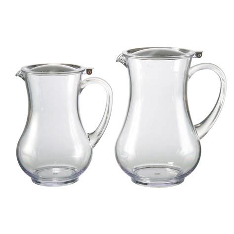 Water Pitcher Water Jug Stainless Steel 2 Liter Murah glass water pitcher with lid wparadise stylish glass