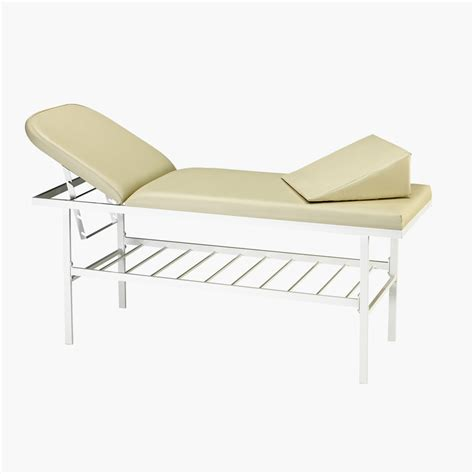 flat pack couch sk flat pack treatment couch with storage direct salon