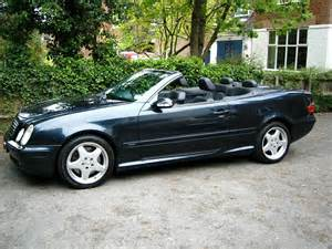 immaculate 2000 mercedes 430 clk amg convertible glorious