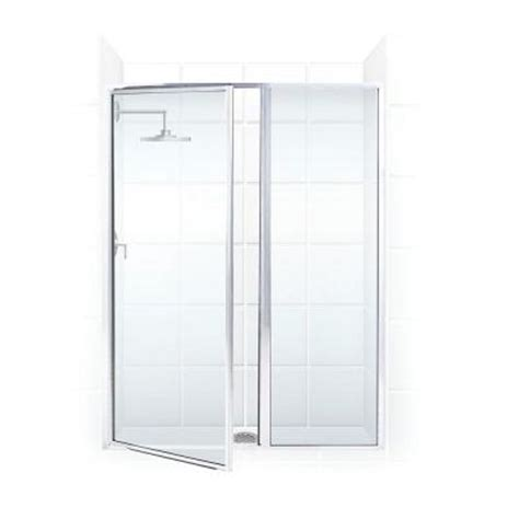 swing clear hinges home depot coastal shower doors legend series 38 in x 69 in framed