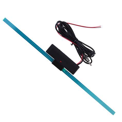 Antenna Radio Auto auto car antenna booster windshield mount car electronic am fm radio signal lifier antenna