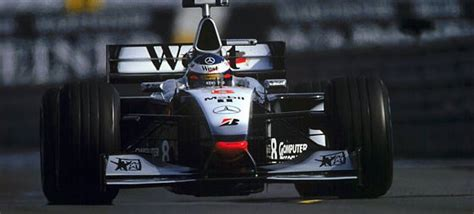 Lu Projie Beat F1 worldchion in 1998 with mclaren mercedes