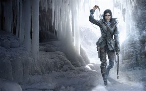 rise of the tomb rise of the tomb raider getting a pc release this month minimum specs revealed