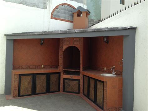 wwwbehomemx patio  asador cumbres  sector mty nl pinterest patio
