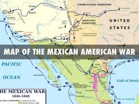 and mexican war map westward expansion travel guide project by felisha mims