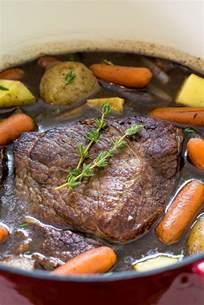 super easy pot roast