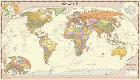 world map image big size antique world political wall map large size 1 30