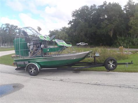 airboat hull craigslist airboat new and used boats for sale