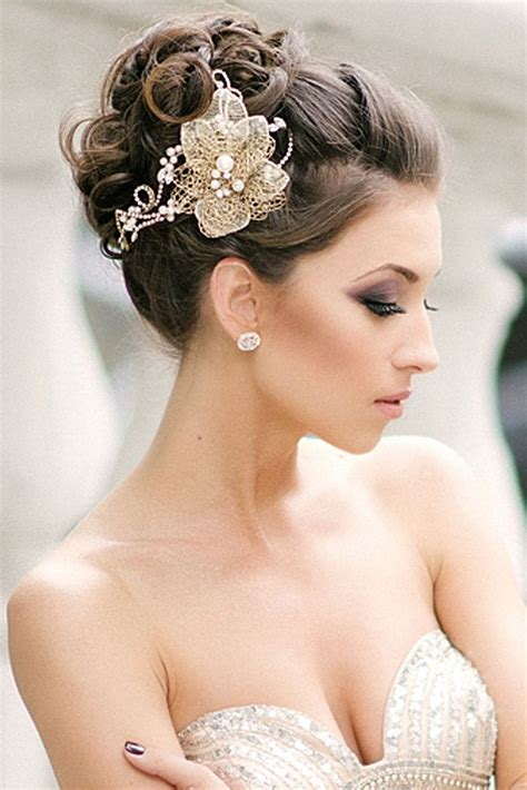 best 25 high updo wedding ideas on