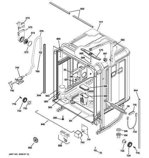 ge dishwasher diagram ge dishwasher schematic diagram wiring diagram with