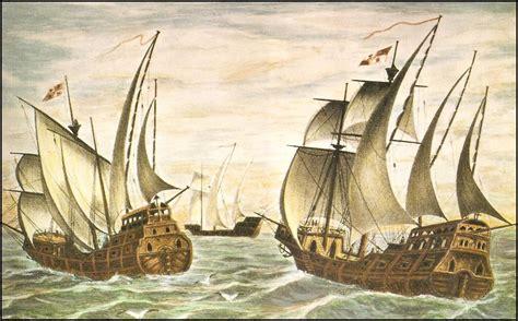 barcos de cristobal colon la niña la pinta yla santa maria historia de la navegaci 243 n febrero 2012