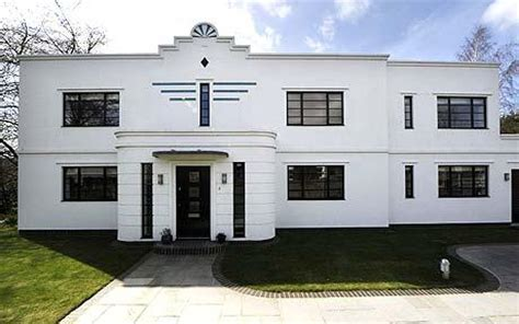 art deco house design art deco houses for sale in uk house and home design