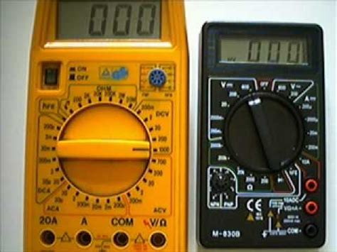 Tester Un Fusible Sans Multimetre 3914 by Comment Trouver Phase Avec Multimetre La R 233 Ponse Est Sur