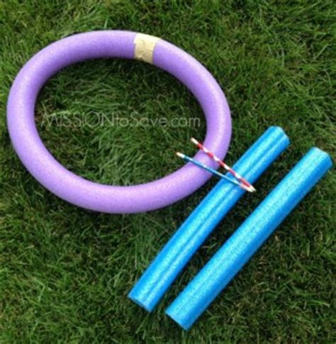 Alternative Uses For Ring diy pool noodle no water needed alternative uses