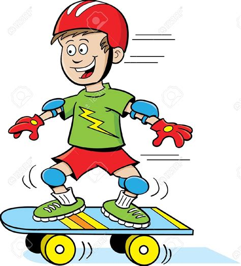 artwork clipart skateboard clipart skateboarding pencil and in color