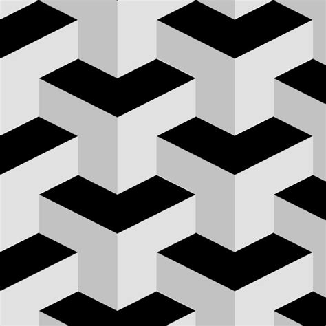 pattern shapes photoshop create a seamless 3d geometric pattern in photoshop