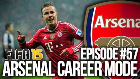 arsenal career fifa 15 arsenal career mode 57 big decision youtube