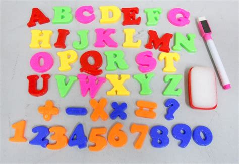 Drawing Board Magnetic Letter And Number 2in1 bongbongidea hello magnetic board white drawing