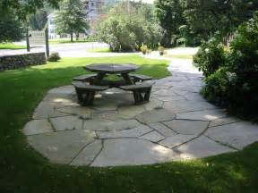 Rock Patio Designs Patio Pictures And Square Cut Flagstone Patios