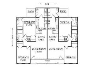 Easy Floor Plan Design by Bloombety Simple Duplex Floor Plans Duplex Floor Plans