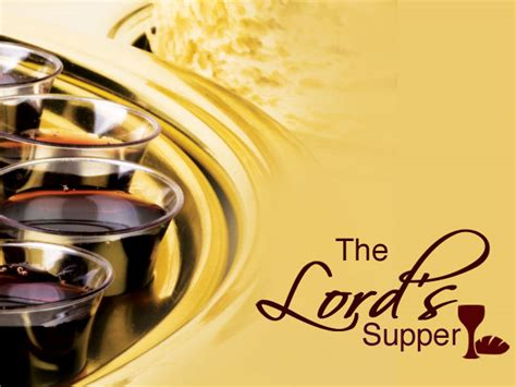 how the early church took the lord s supper start2finish