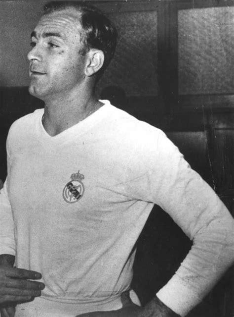di stfano alfredo di stefano real madrid great dies aged 88 huffpost uk