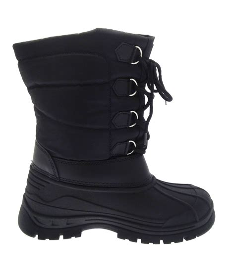 waterproof snow boots for boys waterproof sole snow boots mucker