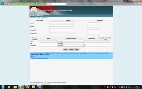 buat ktp tembak for better tomorrow proses perpanjang paspor