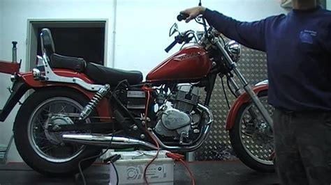 Motorrad Teile At by Honda Ca 125 Rebel Jc24 By Motorrad Teile Youtube