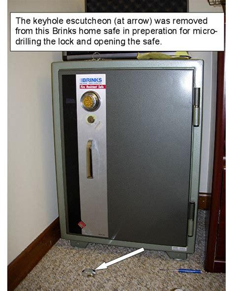 brinks home security resistant safe model 5190 home