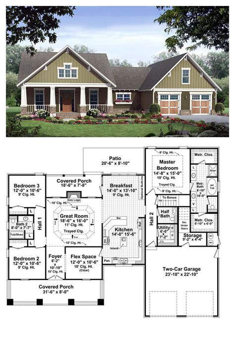 plans maison en photos 2018 bungalow style cool house