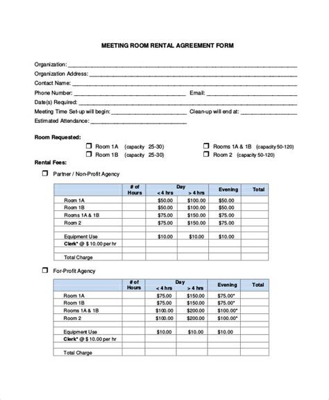 conference room request form template conference room template sles pictures to pin on