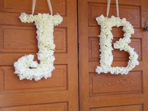1 custom floral letter, Wedding Custom Floral Letters