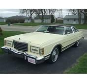 Original And Almost Perfect 1977 Ford LTD Landau