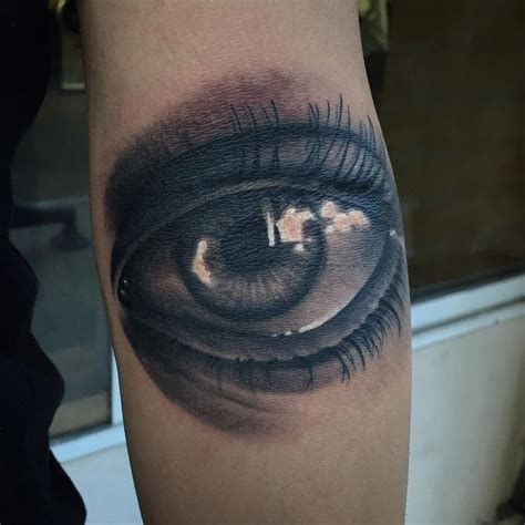 eyeball in ditch custom tattooing 1000 images about tattoos on mesas lettering