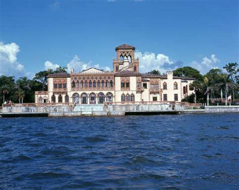 Florida Memory John Ringling Mansion Ca D Zan In The Ringling House Sarasota Fl