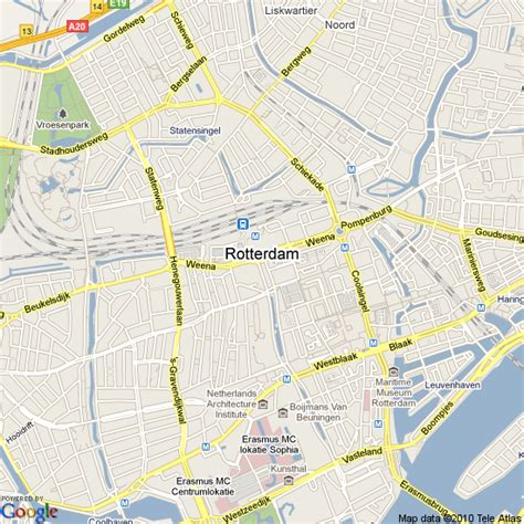 rotterdam netherlands on map map of rotterdam netherlands hotels accommodation