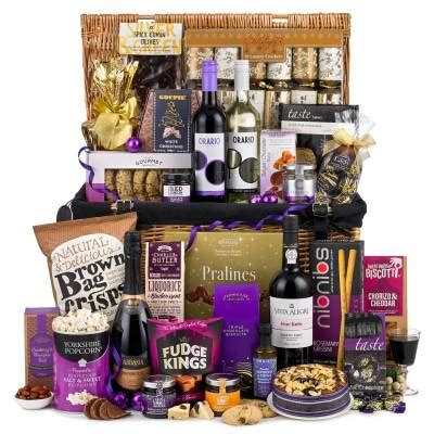 christmas hampers food  drink gift baskets  special occasions