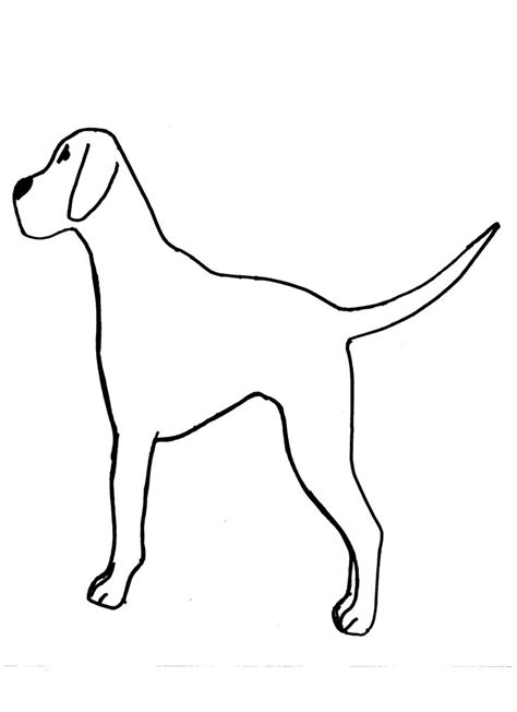 dog template  kids fingerprint black dots  dalmation
