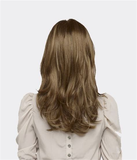 Long Hair Layers On Back Of The Head | 17 best images about hairware natural collection on