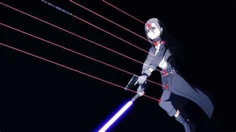 Ordinal Attack 18 sword gif anime amino